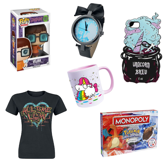 Alternative Gift Guide with EMP!