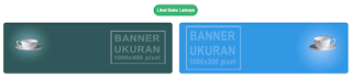 Footer Banner ads