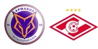 Армавир – Спартак-2  смотреть онлайн бесплатно 29 июля 2019 прямая трансляция в 19:00 МСК.