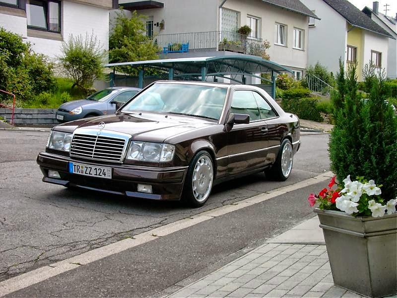 Mercedes E Carlsson Exhaust