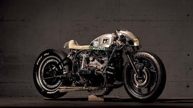 BMW R80RT By VTR Customs Hell Kustom