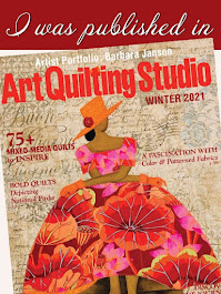 Art Quilting Studio article