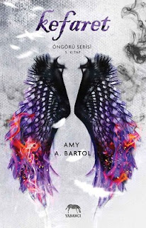 Kefaret - Öngürü Serisi 5 - Amy A. Bartol - EPUB PDF İndir