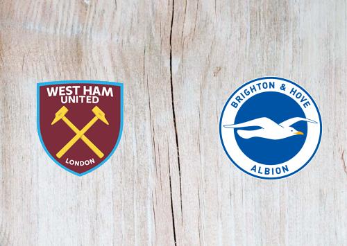West Ham United vs Brighton & Hove Albion -Highlights 27 December 2020