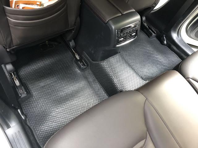 thảm lót sàn Mazda CX-8