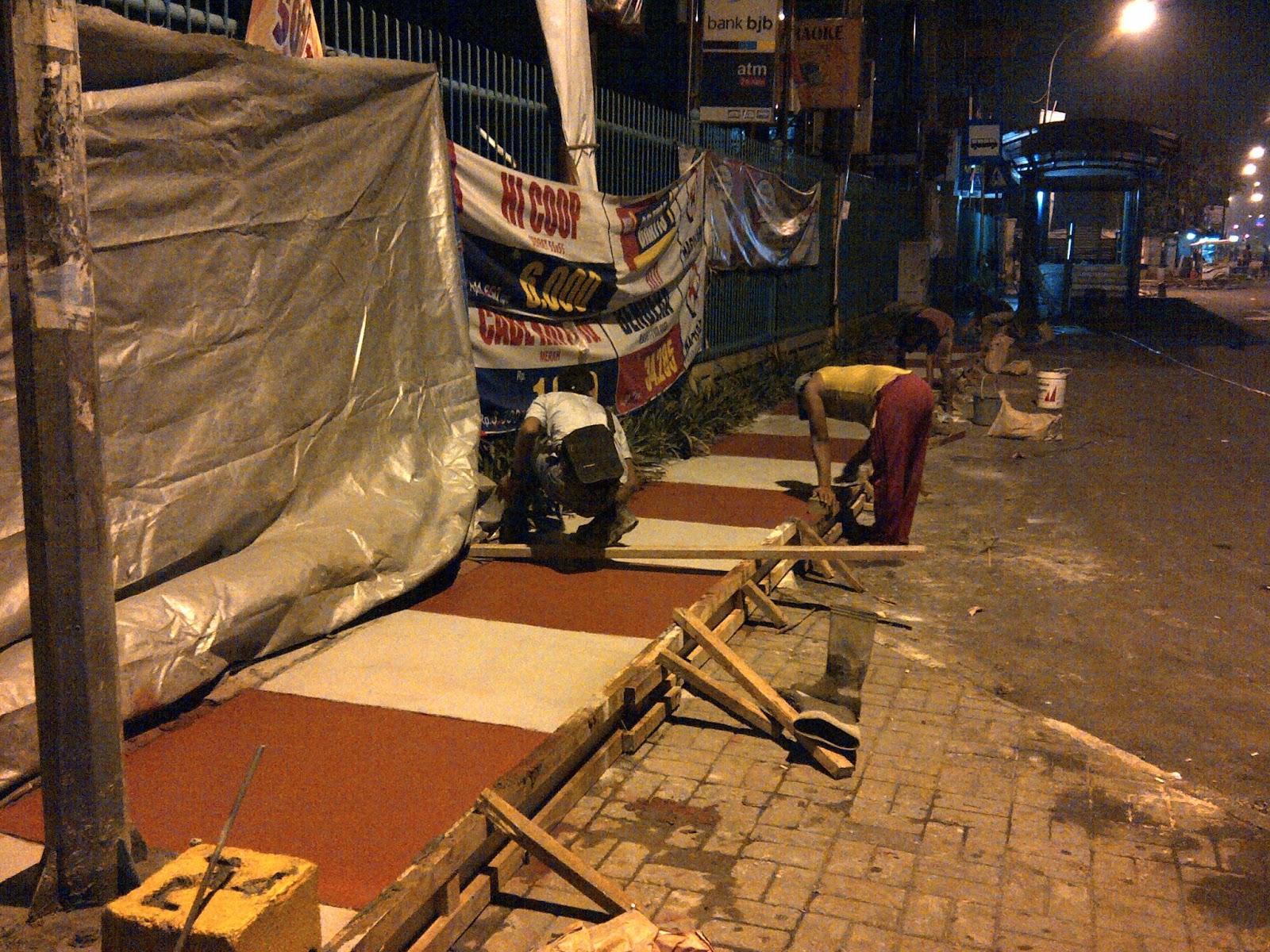 Floor Hardener Pedestrian