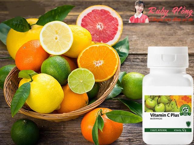 Collagen- elastin và vitamin C với công dụng cho làn da phái đẹp