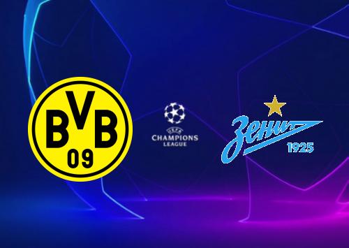 Borussia Dortmund vs Zenit -Highlights 28 October 2020