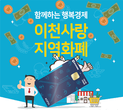 Icheon Local Currency