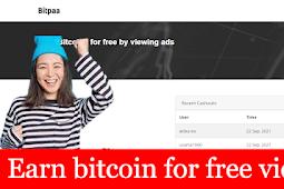 Bitpaa earn free bitcoin everyday