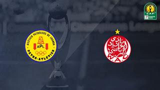 مشاهدة مباراة الوداد ضد بيترو اتليتكو 23-2-2021 بث مباشر في دوري أبطال أفريقيا