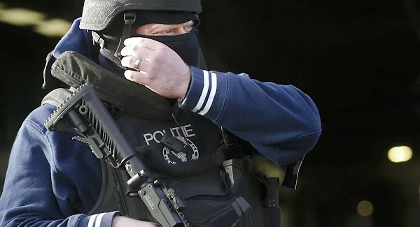 La police belge traque un militaire armé qui représente «une menace aiguë»