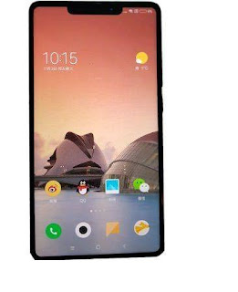 dan nanti di bulan februari sampai april mungkin Xiaomi Mi Mix 2s, Smartphone Xiaomi Mirip iPhone X