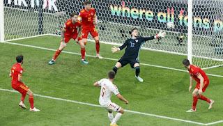 Η Δανία σάρωσε 4-0 την Ουαλία και πέρασε στους «16»