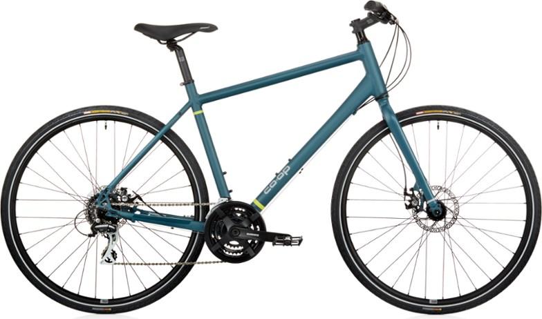 co op cycles cty hybrid bike