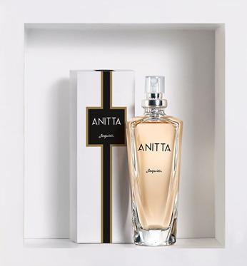 Perfume feminino Anitta