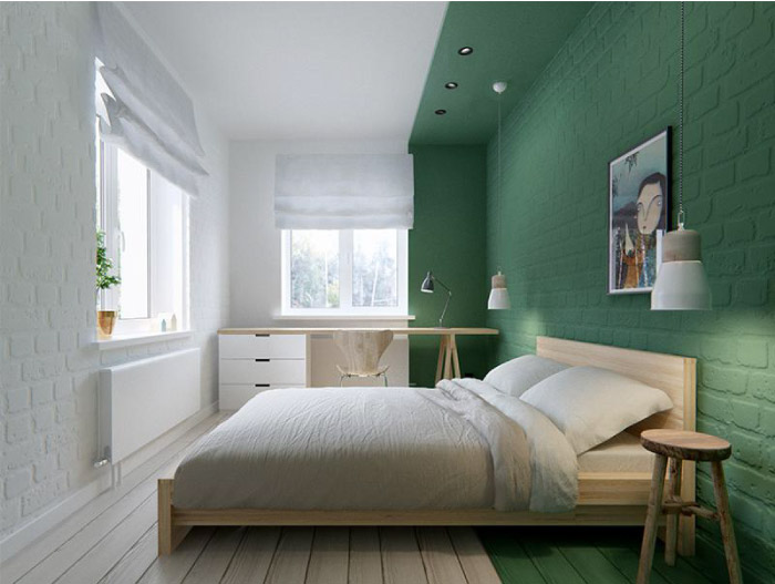Cambiare Colore Alle Pareti Di Casa.Nuovo Look Alle Pareti Di Casa Dettagli Home Decor
