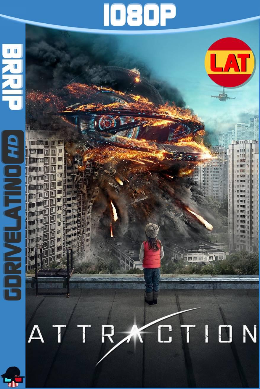 Attraction: La Guerra ha Comenzado (2017) BRRip 1080p Latino-Ruso MKV