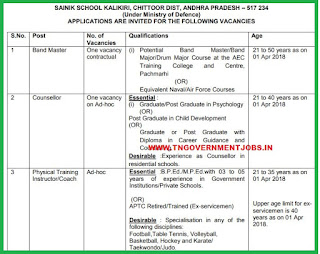 sainik-school-kaligiri-teachers-jobs-notification-tngovernmentjobs