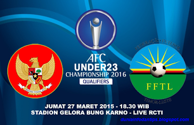 Indonesia U-23 vs Timor Leste U-23