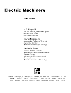 Electric Machinery Sixth Edition