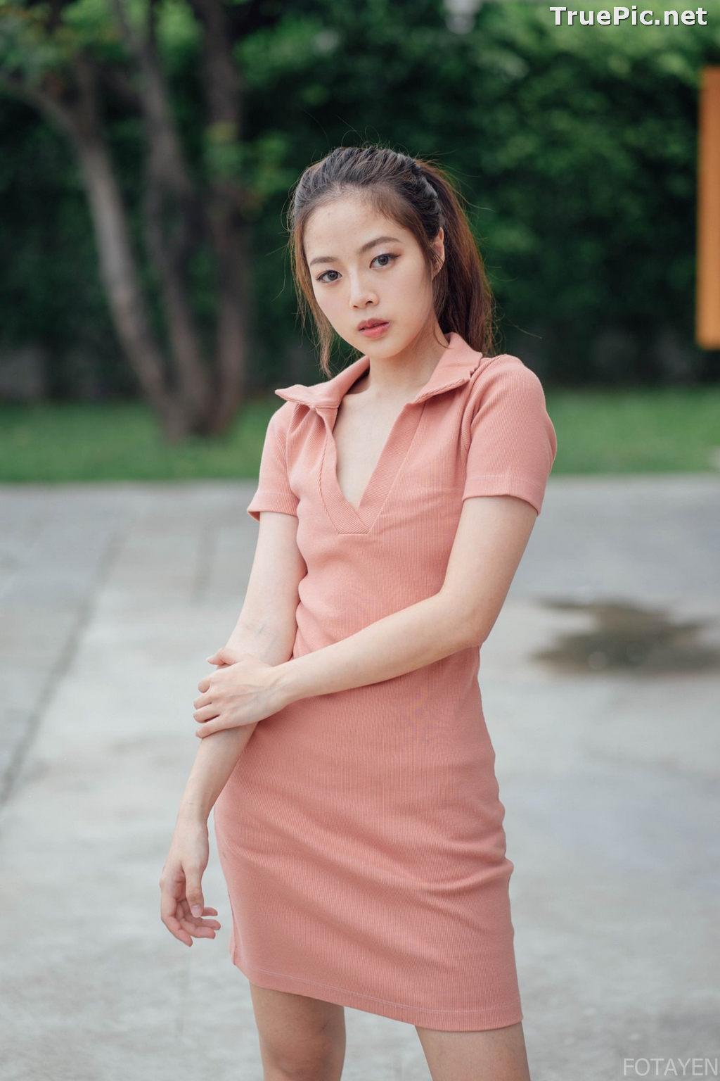 Image Thailand Model - Chanitar Sophawatanon - Pink Lady - TruePic.net - Picture-9