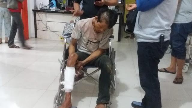 Residivis Curanmor Makassar Ditembak Polisi