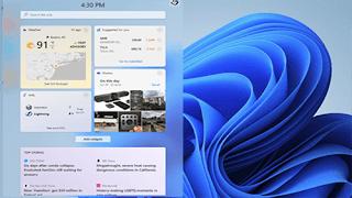 Widget di Windows 11
