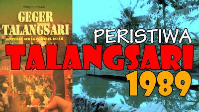 Peristiwa Talangsari 7 Februari 1989