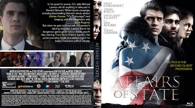 Affairs of State Bluray Cover