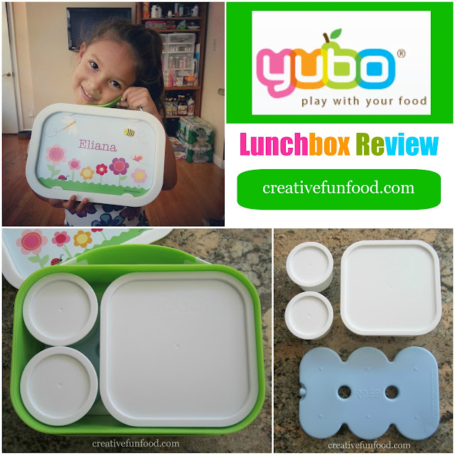 Creative Food Yubo Lunchbox Review