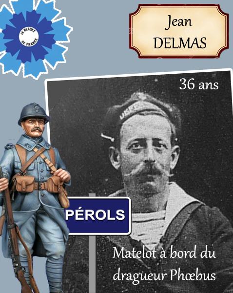 Jean Delmas – Pérols