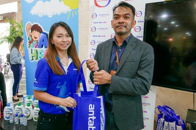 Antabax Dan KPJ Ampang Puteri Specialist Hospital Anjur Kembali Kempen ABC For Health
