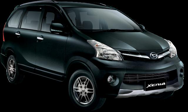 Xenia dan Avanza Mobil Keluarga Paling Laris 2016
