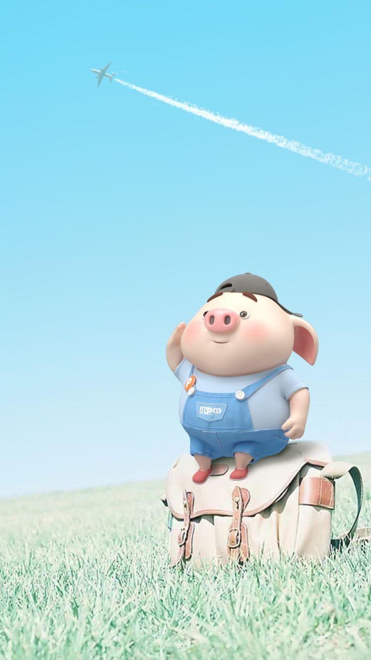 hình nền điện thoại con lợn