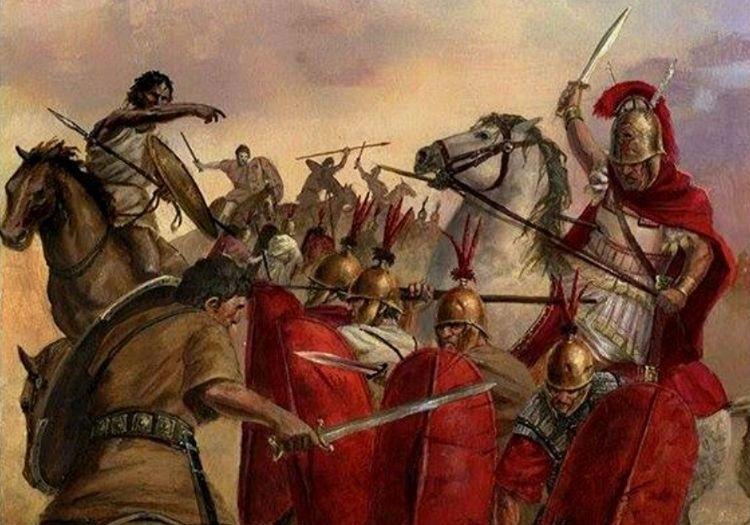 Cannae Savaşı, 70 binden fazla Roma askerinin öldüğü kanlı bir mücadele olmuştu.