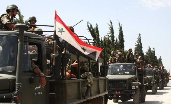 """الجيش السوري يحرر مدينة البوكمال بالكامل من تنظيم """"داعش"""""""