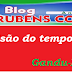 PREVISÃO DO TEMPO: Serviço de meteorologia prevê até raios em Gandu nos próximos dias!