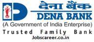 Bank PO Vacancy in Dena Bank for 300 posts : Last Date 09/05/2017