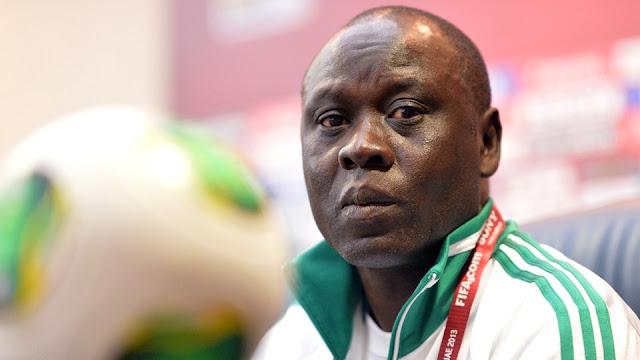 anu Garba confident Eaglets will pick U-17 AFCON 2019 ticket in Niamey