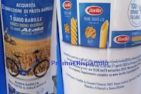 Logo Concorso Barilla ''Pedalando sotto il cielo d'Italia'': vinci una E-Bike Atala al giorno