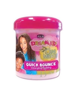 Dream kids Olive Miracle Quick Bounce Detangling Pudding 425g