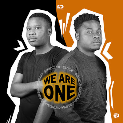 Afrikan Drums - We are on [Download]