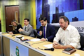 Comissão de Educação da Assembleia Legislativa do Ceará delibera mais de 100 projetos em 2019