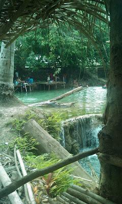 7 Little Sisters Waterfall in Muak Lek