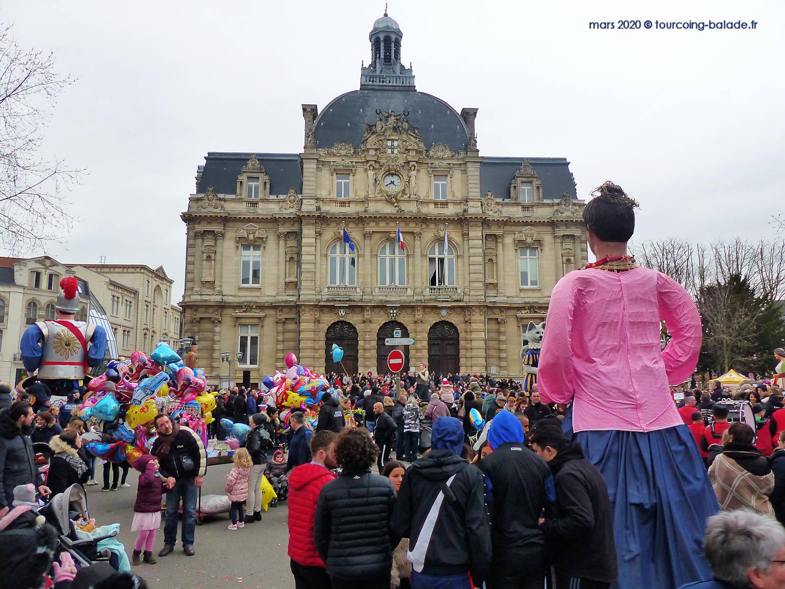 Rigodon, Parade des Géants, Tourcoing 2020