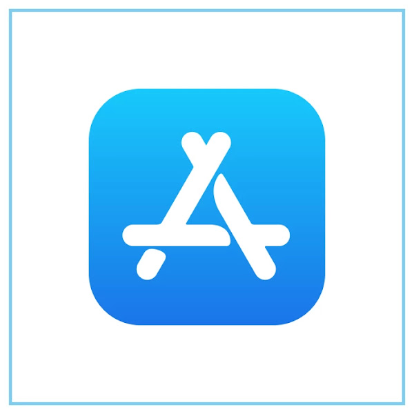 App Store Logo - Free Download File Vector CDR AI EPS PDF PNG SVG