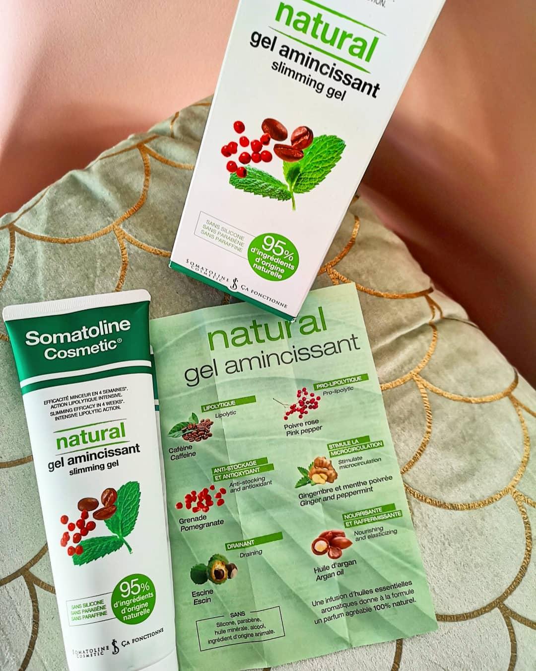 Anticelulitico natural sin parabenos