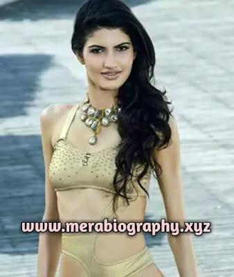 Aishwarya Sheoran In Bikini
