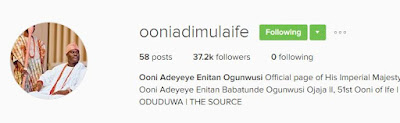 oox - 3 Nigerian Celebrities That Don't Follow Anyone on Instagram
